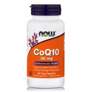 CoQ10 30MG - 60 VEG CAPS