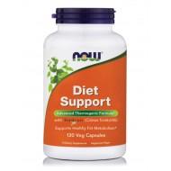 DIET SUPPORT - 120 VEG CAPS