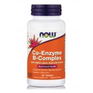 CO-ENZYME B-COMPLEX - 60 TABS