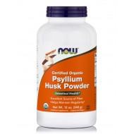 PSYLLIUM HUSK  POWDER, NON-GMO, VEGAN | 12 OZ. (340 GR)